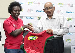 SHUAA AND LIONESS TOUR OF BIDCO AFRICA