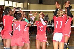 KENYA VOLLEYBALL FEDERATION NATIONAL PLAY-OFFS