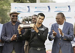 BARCLAYS KENYA OPEN 2017