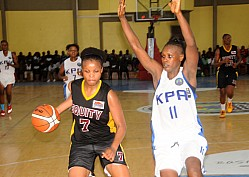 KPA VS EQUITY BASKETBALL PLAY OFFS