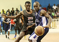 THUNDER BASKETBALL CLUB VS ULINZI WARRIORS