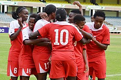 KENYA VS EGYPT INTERNATIONAL WOMEN FRIENDLY