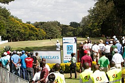 BARCLAYS KENYA OPEN DAY TWO