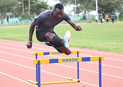 PREPARATION FOR COMMONWEALTH GAMES GOLD COAST 2018