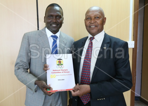 NOCK OFFICES HAND-OVER