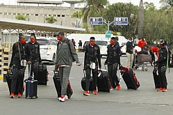 MALKIA STRIKERS LEAVE FOR TOKYO OLYMPICS