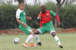 Harambee Stars train ahead of 2017 AFCON qualifier against Congo