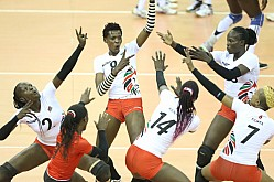 2018 FIVB WORLD CHAMPIONSHIP QUALIFIERS WOMEN