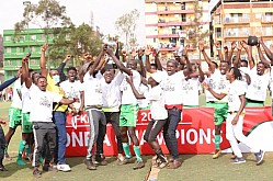 NAIVAS FC PROMOTED TO THE NATIONAL SUPER LEAGUE