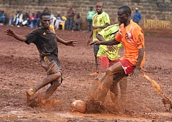 BLUE STARS FC VS LANGATA GREMIO FC 2015 KOTH BIRO TOURNAMENT