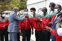Launch of Africa Deaflympic Ball Game qualifiers