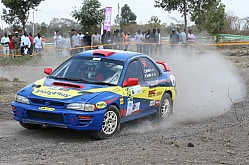 65TH AFRICAN RALLY CHAMPIONSHIP RALLY