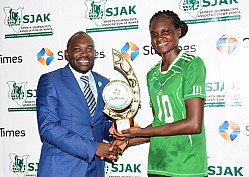 STARTIMES SPORTS PERSONALITY FOR SEPTEMBER 2017