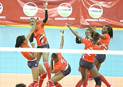 Women's Under 23 African Nations volleyball