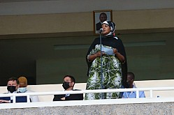 AFRICA DEAFLYMPICS BALL GAMES QUALIFIERS OPENING CEREMONY