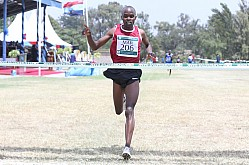KENYA DEFENCE FORCES CROSS COUNTRY CHAMPIONSHIP 2018
