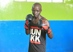 EAST AND CENTRAL AFRICA PROFESSIONAL BOXING