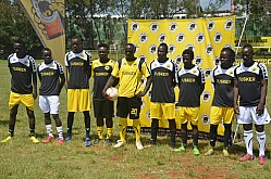 TUSKER FC UNVEILS NEW PLAYERS AHEAD OF THE 2016 KPL SEASON