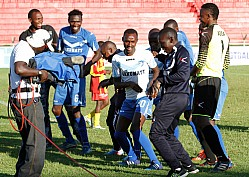Nakumatt vs Sony Sugar GOtv Shield quarter-finals