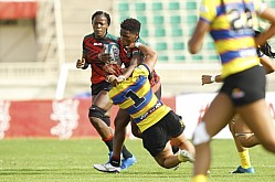 Kenya vs Colombia Rugby World Cup repechage qualifier