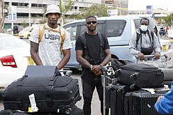 Athletes arrive for Kip Keino Classic, World Athletics Continental Gold Tour
